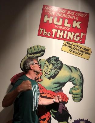 dad with hulk