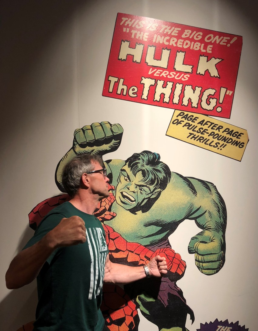 dad with hulk