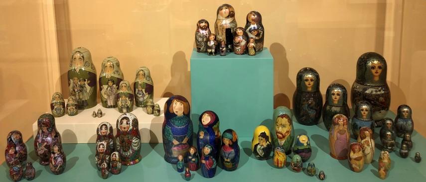 misc russ dolls